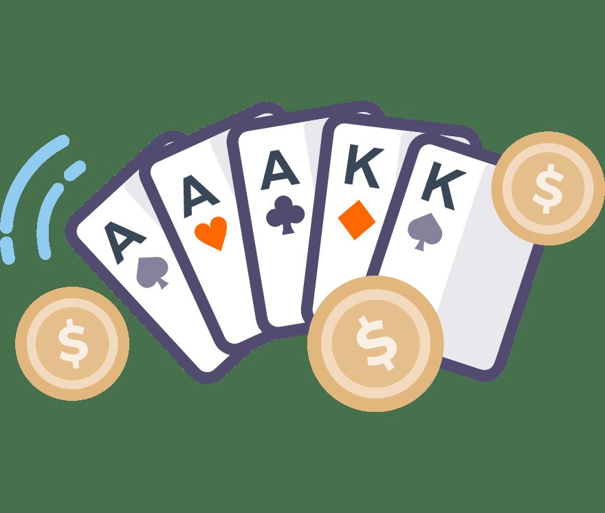 Los 107 mejores sitios de Casino de Póker en línea en Bolivia