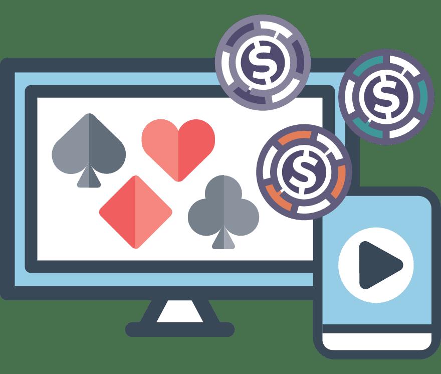 Los 81 mejores sitios de Casino de Vídeo póker en línea en Bolivia