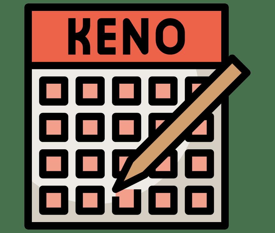 Los 43 mejores sitios de Casino de Keno en línea en Bolivia