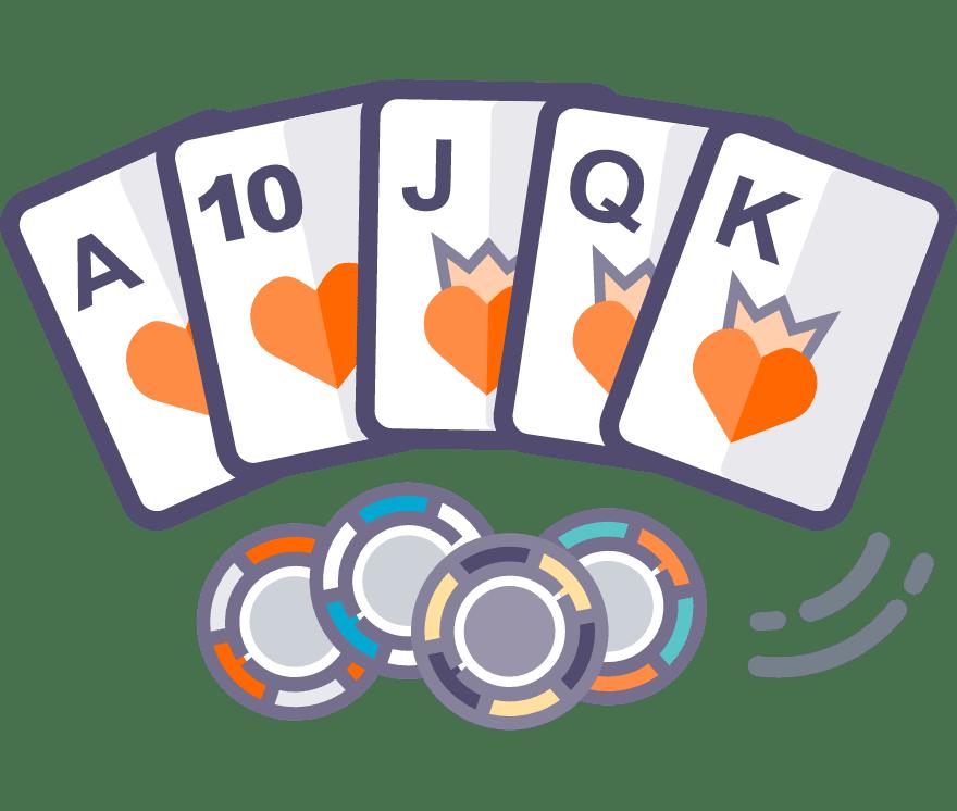 Los 51 mejores sitios de Casino de Texas Hold'em en línea en Bolivia